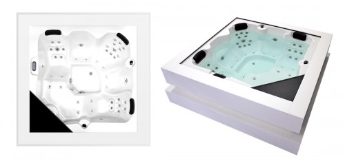 cube ergo aquavia spa hottub 1
