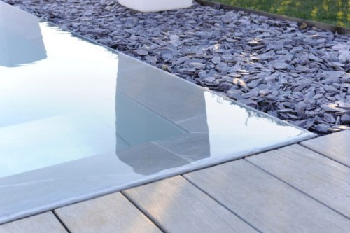 piscine mirroir photo 1