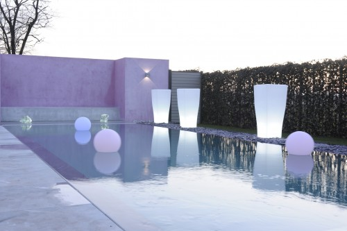 piscine mirroir photo