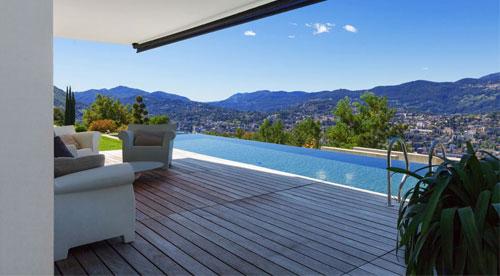 Construction r novation de piscines en suisse canton de for Construction piscine vaud